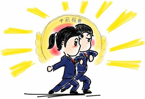 开阳县检察院干警陈贵红荣获全市检察机关预防业务素能比武优胜标兵